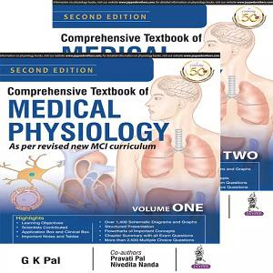 Comprehensive Textbook of MEDICAL PHYSIOLOGY (2 Volume Set)
