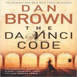 The Da Vinci Code By Dan Brown books