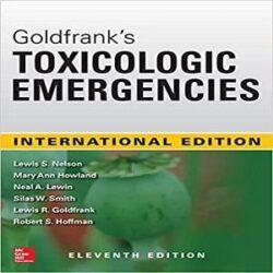Goldfrank's Toxicologic Emergencies books