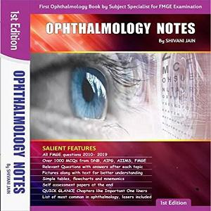 Ophthalmology Notes