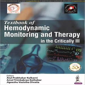 Textbook of Hemodynamic Monitoring and Therapy
