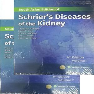 Schrier's Diseases of the Kidney (2-Volume Set)