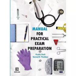 Manual for Practical Exam Preparation books