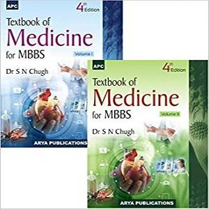Textbook of Medicine for MBBS