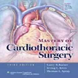 Mastery of Cardiothoracic Surgery books