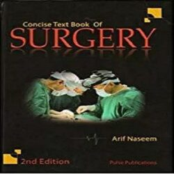 Concise Textbook of Surgery books