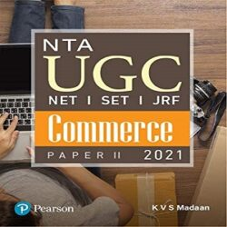 NTA UGC NET-SET-JRF- Paper II - Commerce Books