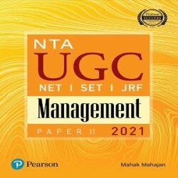 NTA UGC(NET-SET-JRF-Paper 2- Management Books