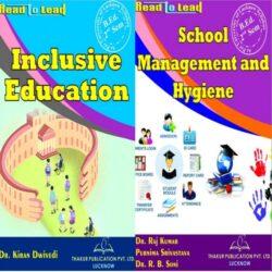 LU B.ED-2 Semester(english) 2 IN 1 Books