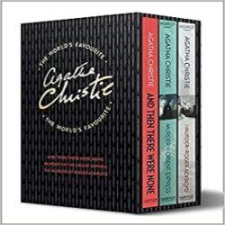 Agatha Christie Book - The World's Favorite Agatha Christie Book Set (3 Books Combo) (Paperback, Agatha Christie books