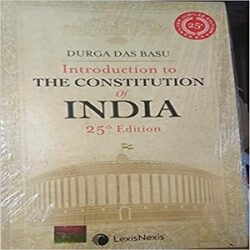 Introduction to the Constitution of India books