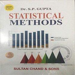 Statistical Methods books