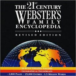 The 21st Century Webster's Family Encyclopedia books