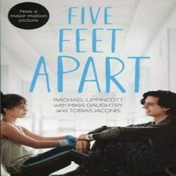 Five Feet Apart books