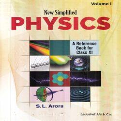 Physics-Vol-1-2-Class-XI-S.L Arora books
