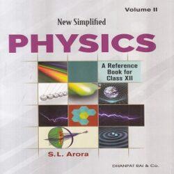 Physics-Vol-1-2-Class-XII-S.L Arora-books