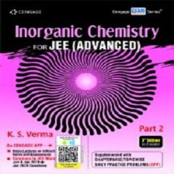 Inorganic Chemistry for JEE (Advanced) Part 2 books