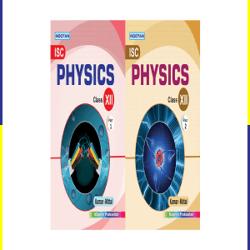 Physics XII (Part 1-2) Books