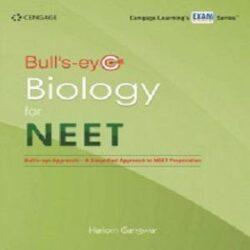 Bull's-eye Biology for NEET Books