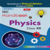 Physics Handbook for Class 12th – ISC Board – books