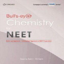 Bull's-eye Chemistry for NEET Books