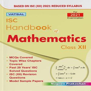 Mathematics Handbook for Class 12th