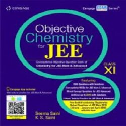 Objective Chemistry for JEE Class XI books