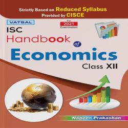 Economics Handbook for Class 12th books