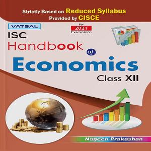 Economics Handbook for Class 12th