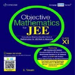 Objective Mathematics for JEE Class XI books