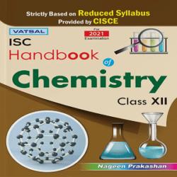 Chemistry Handbook for Class 12th – I books