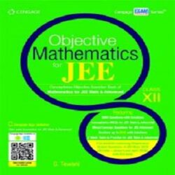 Objective Mathematics for JEE Class XII books