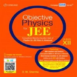 Objective Physics for JEE Class XII books