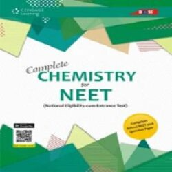 Complete Chemistry for NEET Books