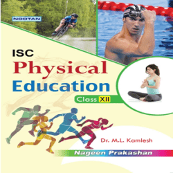 ISC Physical Education XII books