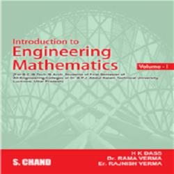 Introduction to Engineering Mathematics Volume-I (For APJAKTU, Lucknow) Books