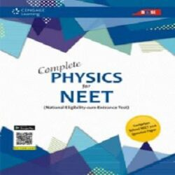 Complete Physics for NEET Books