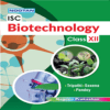ISC Biotechnology – XII books