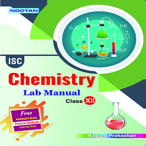 ISC Chemistry Lab Manual Practical Notebook XII