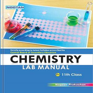 CBSE Chemistry Lab Manual -XI
