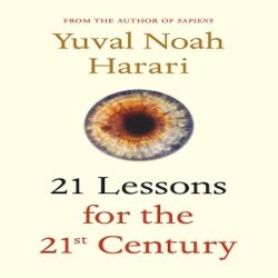 21 Lessons for the 21st Century(Hardcover) Books