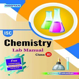 ISC Chemistry Lab Manual Practical Notebook XI