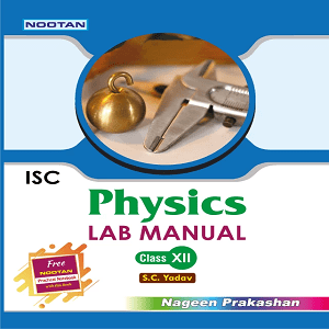 Physics Lab Manual Practical Notebook XII