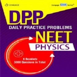 Daily Practice Problems NEET: Physics Books