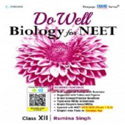 Do Well Biology for NEET: Class XII books