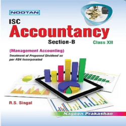 ISC Accountancy XII – B (Management books