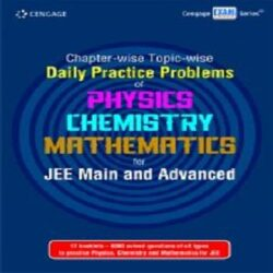 Chapter-wise Topic-wise DPP of PCM for JEE Main and Advanced books