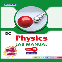 ISC Physics Lab Manual Practical Notebook books