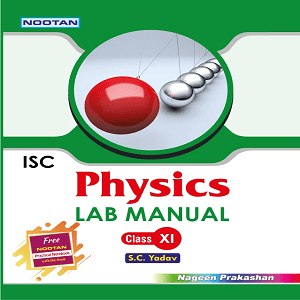 ISC Physics Lab Manual Practical Notebook XI