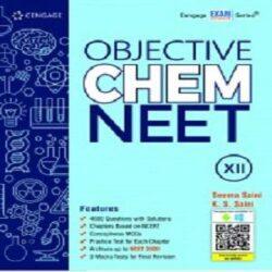 Objective Chem NEET: Class XII books